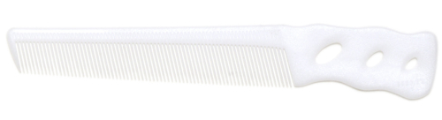 YS Park 205 Barbering Comb - White