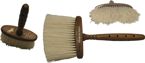 YS Park 504 Wooden Brushes