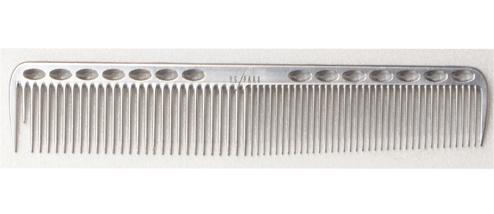 YS Park 339 Metal Comb - Silver