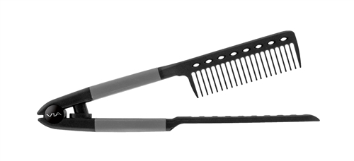 Via Carbon Straightening Comb