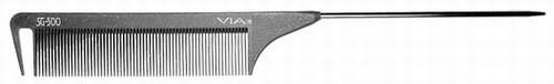 Via SG-500 Silicone Graphite Comb