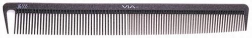 Via SG-535 Silicone Graphite Comb