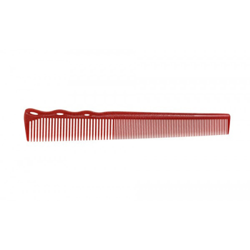 YS Park 254 Barbering Comb - Red