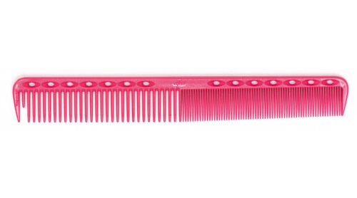 YS Park 339 Cutting Comb - Pink