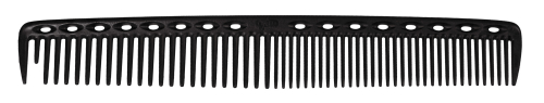 YS Park 337 Cutting Comb - Carbon