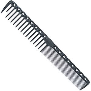 YS Park 332 Cutting Comb - Carbon
