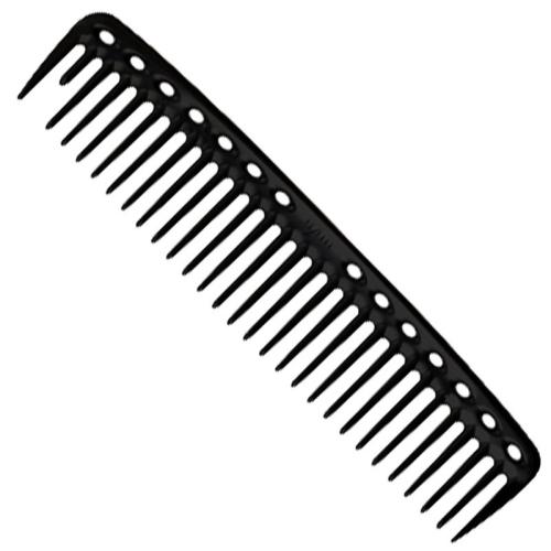 YS Park 452 Big Hearted Comb - Carbon