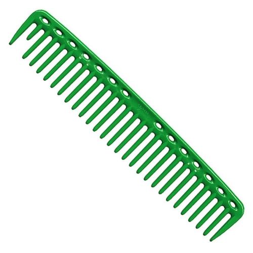 YS Park 452 Big Hearted Comb - Green