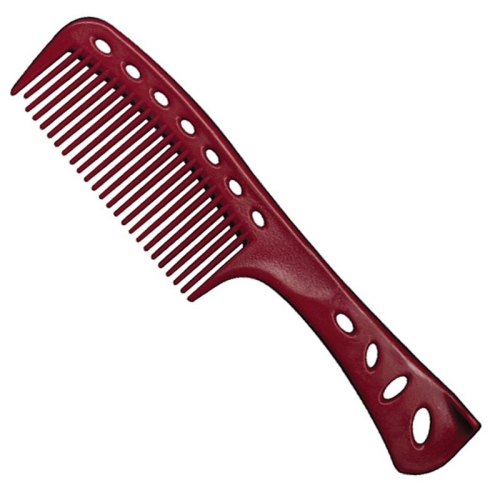 YS Park 601 Tinting Comb - Red