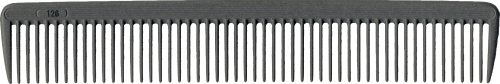 BW Boyd 126 Carbon Comb - Black