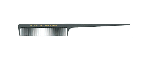 BW Boyd 210 Carbon Tail Comb