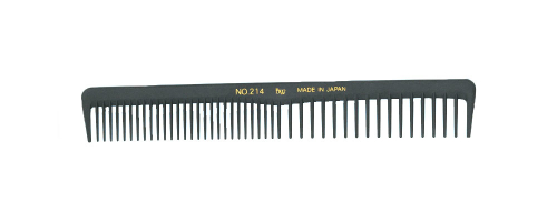 BW Boyd 214 Carbon Cutting Comb