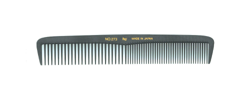 BW Boyd 273 Carbon Cutting Comb