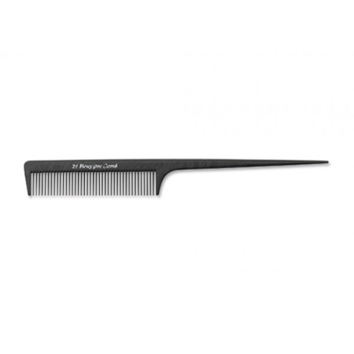 Beuy Pro 21 Tail Comb Gray